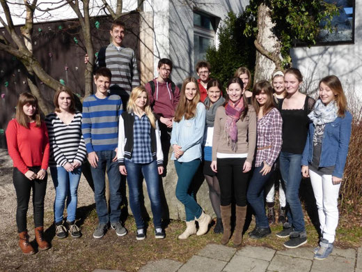 The German Comenius team