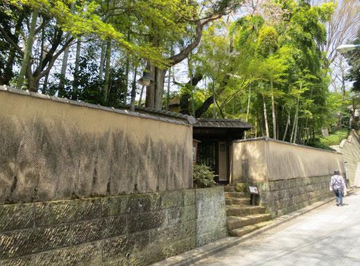 林芙美子邸 設計:山口文象 1941(昭和16)年