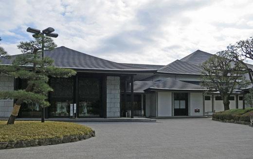 国立能楽堂 設計:大江宏(1983)