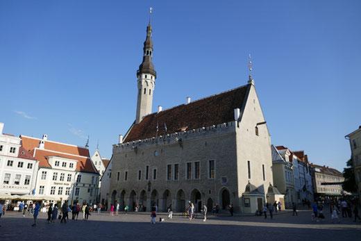 バルト三国 エストニア タリン