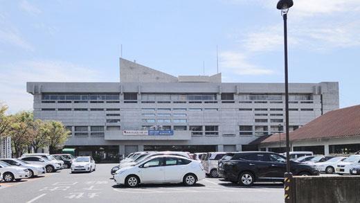 倉敷市庁舎(現在倉敷市立美術館)(丹下健三・1960)