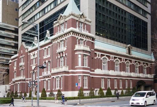 東京銀行協会ビル(東京銀行集会所) 横河工務所(担当:松井貴太郎)1916(大正5)