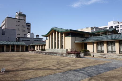 自由学園明日館 設計:フランク・ロイド・ライト 1921(大正10)年