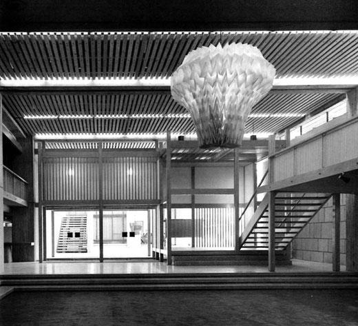 別冊新建築日本現代建築家シリーズ8『大江宏』より転載