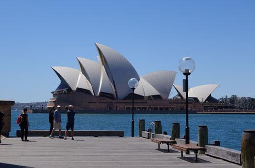 ハウス シドニー オペラ