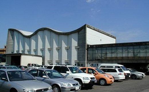 福島県教育会館 前川事務所 1956年