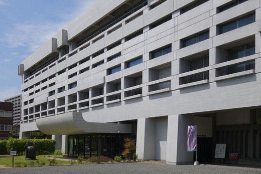 倉敷市立美術館(旧倉敷市庁舎)