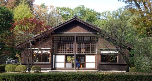 前川自邸 設計:前川國男(1942)