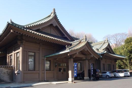 湯島聖堂 設計:伊東忠太 1935(昭和10)