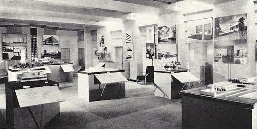 近代建築国際展1932年