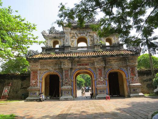 グエン朝王宮の門、19世紀