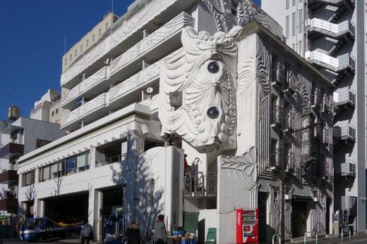 ルボア平喜 設計:梵寿綱