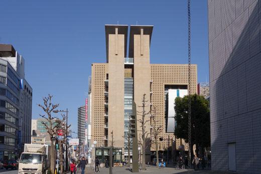 豊島合同庁舎 設計:大江匡 1991(平成3)年