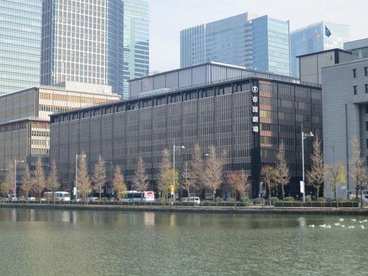 帝国劇場 設計:谷口吉郎(1966)