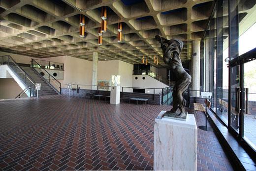 熊本県立美術館 設計:前川國男 1977
