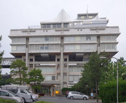 東光園の今 - 東京建築散歩
