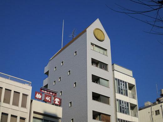 山田ビル(山田書店) 設計:山下和正(1983)