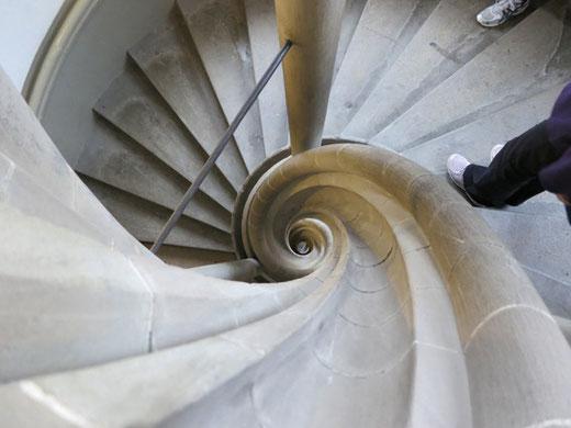 ローテンベルクの階段