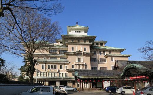 祇園 弥栄会館 設計:木村得三郎(1936)