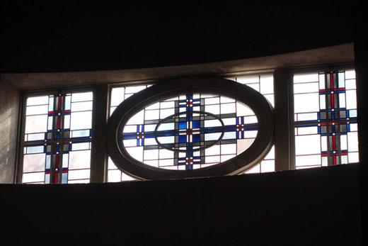 世界平和記念聖堂ステンドグラス