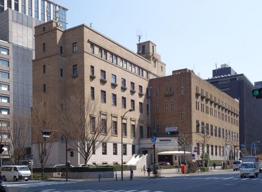 学士会館 設計:高橋貞太郎 1928(昭和3)年