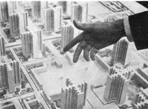 ヴォアザン計画 ル・コルビュジエ 1925年