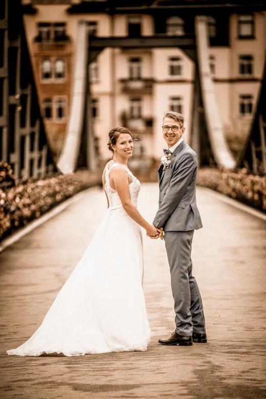 Hochzeit Frankfurt Eiserner Steg