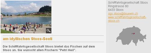 fischausflug zentralschweiz