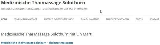 thaisportmassage solothurn