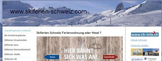 skiferien schweiz