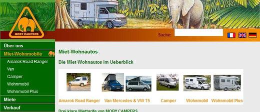 camper mieten solothurn