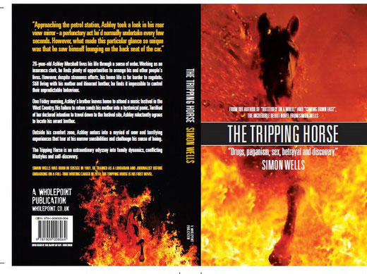 The Tripping Horse paperback