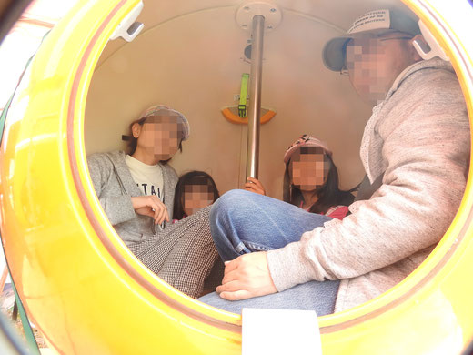 津波シェルターを御前崎で展示体験11