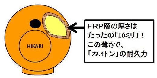 地震シェルター・津波シェルター「ヒカリ」