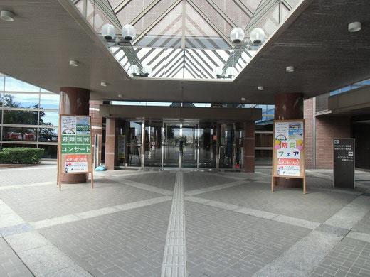 浜松市の防災フェア避難訓練コンサートに津波シェルターが出展03