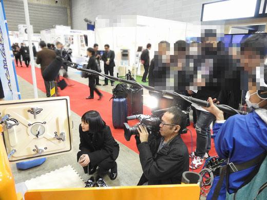 2/2津波シェルターヒカリがテレビ朝日スーパーJチャンネルで紹介01