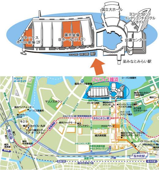 第21回震災対策技術展横浜へ津波シェルター出展04