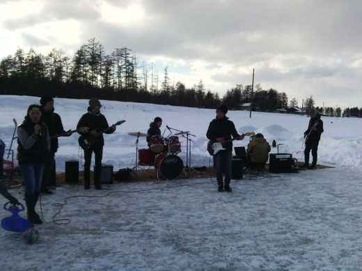 Проводы Зимы села Бютейдях