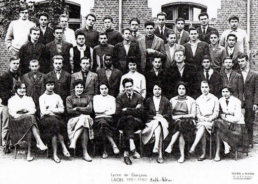 Laon 1960 -Math-Elem