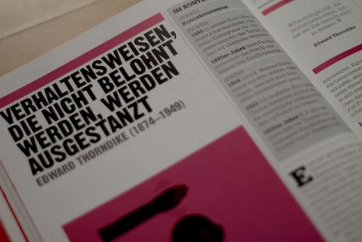 Bildung, Psychologie, verständlich erklärt, Coffeetable-Book, Bildband, modernes Antiquariat