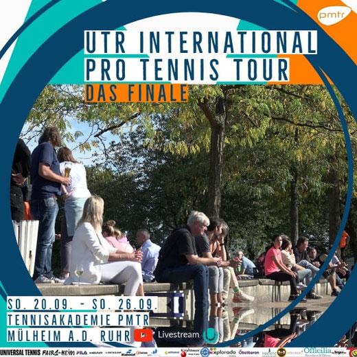UTR, UTR Germany International Pro Tennis Tour, Deutschland, ATP Turniere,Tennis,Tennisturnier,internationale Tennisturniere,PMTR,Tennisakademie,turnierbetreuung,tennniskarriere,Mülheim an der Ruhr