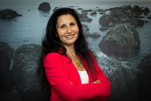 Portraitfoto Ingrid Fischer