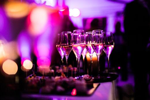 Reception in the Wine Cellar (Photo Landratsamt Lindau Frederick Sams)