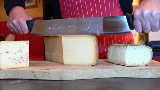 """Cheese is milk's leap towards immortality"" (Clifton Fadiman)"