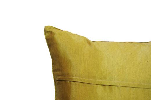 クッションカバー チェンマイ デザイン ライト グリーン 【Chiang Mai Design , Light Green】 40×40cm の商品画像04