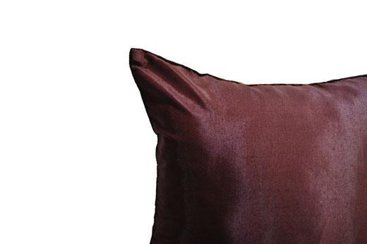 タイランド クッションカバー チェンマイ デザイン ブラウン 【Chiang Mai Design , Brown】 40×40cm の商品画像04