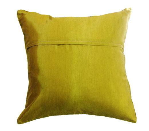 クッションカバー チェンマイ デザイン ライト グリーン 【Chiang Mai Design , Light Green】 40×40cm の商品画像03