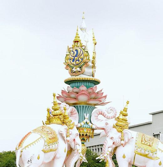 タイ王室・皇室 紋章 エンブレム写真1