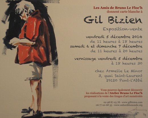 © Gil Bizien / ABLF