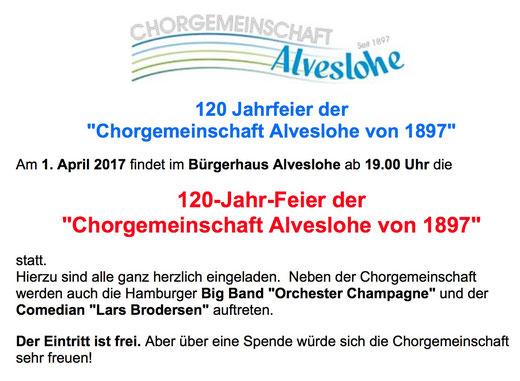 www.alveslohe.eu 2017